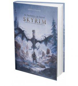 skyrim-first-print-273x300 Skyrim Les Parchemins de Tamriel - Retour sur la saga Elder Scrolls
