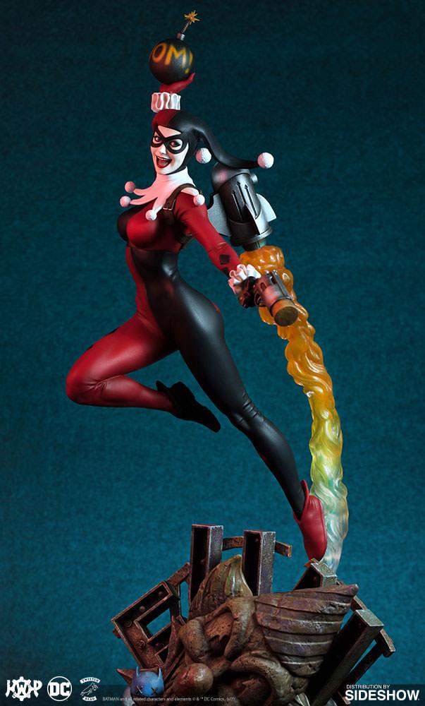 dc-comics-harley-quinn-maquette-super-powers-collection-tweeterhead-feature-903045-13 Harley Quinn Super Powers Collection Maquette