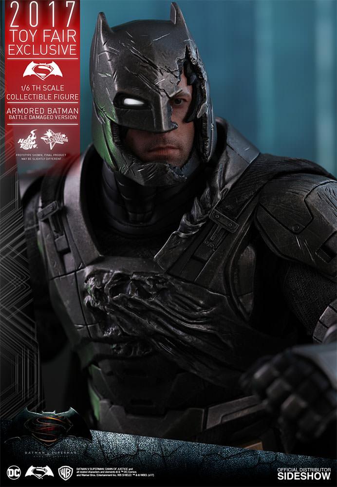 dc-comics-bvs-armored-batman-battle-damaged-version-sixth-scale-hot-toys-903086-20 Figurine - Armored Batman Battle Damaged Version