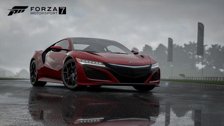 forza-7-acura-nsx-747x420 Forza Motorsport 7 - La liste des voitures - complète