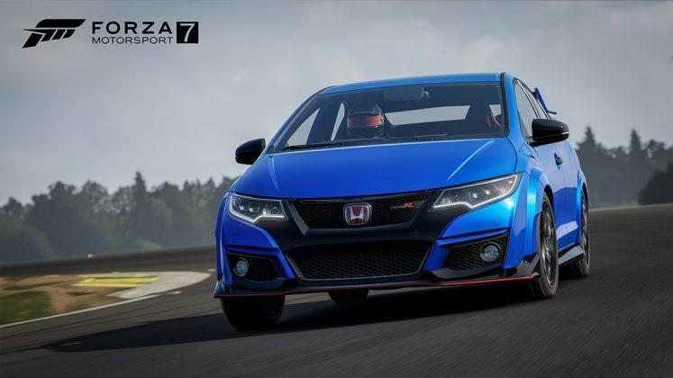 forza-7-honda-civic-747x420 Forza Motorsport 7 - La liste des voitures - complète
