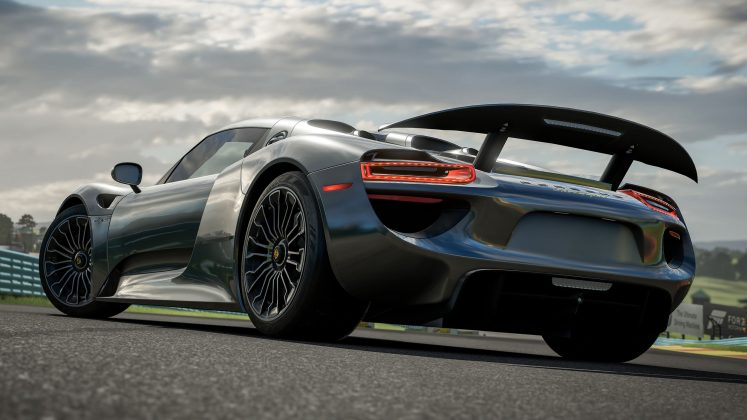 porsche918spyder-wm-fm7-carreveal-week01-4k-1-747x420 Forza Motorsport 7 - La liste des voitures - complète