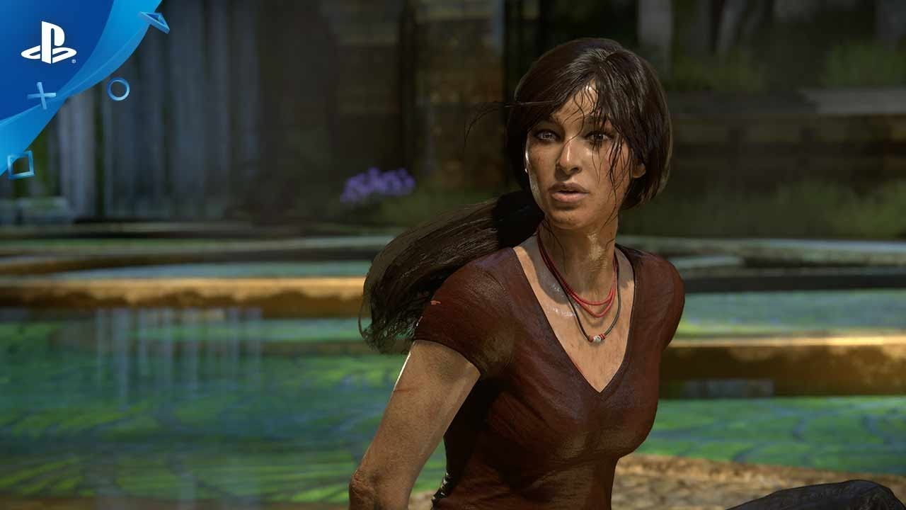 Uncharted - The Lost Legacy - Trailer de lancement