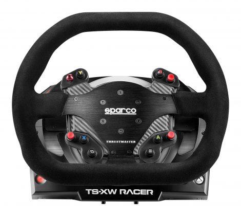 ts-xwracersparcop310-pr5-470x420 Volant TS-XW Racer Sparco P310 Compétition Mod - le premier volant résultant de la collaboration entre Thrustmaster et Sparco