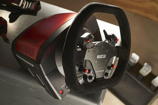 ts-xwracersparcop310-pr7-629x420 Volant TS-XW Racer Sparco P310 Compétition Mod - le premier volant résultant de la collaboration entre Thrustmaster et Sparco