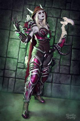 Sylvanas-World-of-Warcraft-_-Legion-by-Kinpatsu-Cosplay-280x420 MICM 2018 - Présentation de Kinpatsu Cosplay (Magic 2018) #1