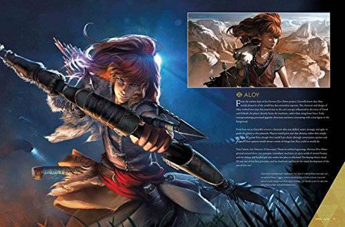 171014-lart-de-horizon-zero-dawn-2 Tout l'univers de Tomb Raider & L'art de Horizon Zero Dawn enfin en français