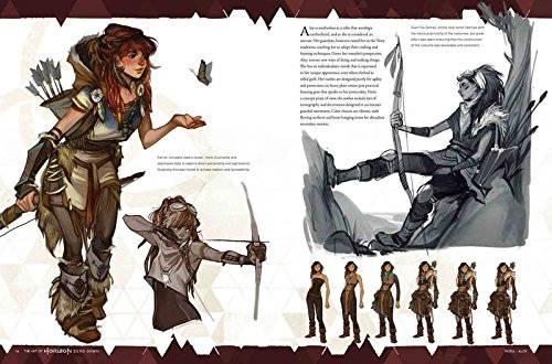 171014-lart-de-horizon-zero-dawn-3 Tout l'univers de Tomb Raider & L'art de Horizon Zero Dawn enfin en français