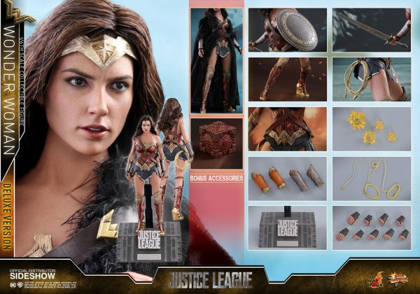 dc-comics-justice-league-wonder-woman-deluxe-sixth-scale-hot-toys-903121-26-600x420 Figurine - Wonder Woman Deluxe Version Sixth-Scale Figure