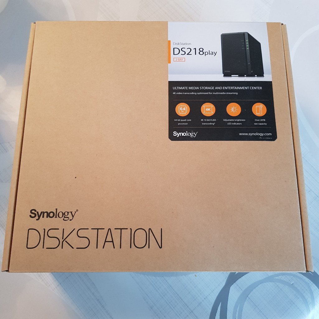 20171230_095159-1024x1024 Présentation du DS218Play de Synology