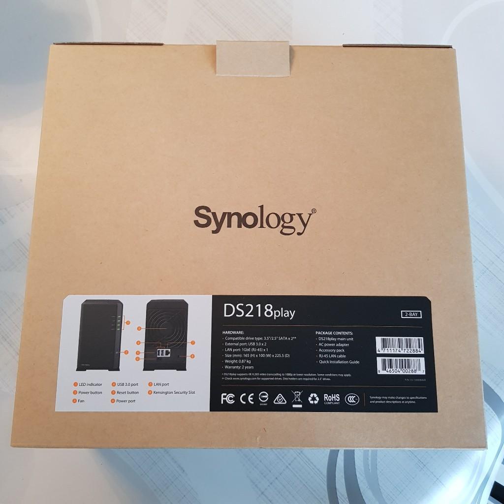 20171230_095216-1024x1024 Présentation du DS218Play de Synology