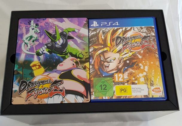 20180128_111434-1024x1024-e1517165570909-609x420 Unboxing - Dragon Ball FighterZ - Édition Collector