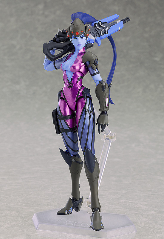 9-845bb85d08a63ccf0711181a0e0ca3f3 OverWatch - Une figurine Figma Widowmaker par Good Smile Company