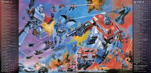 Classic-Transformers-Soundtrack-BumbleBee-Vinyl-LP-300x146 Un vinyle pour les Transformers