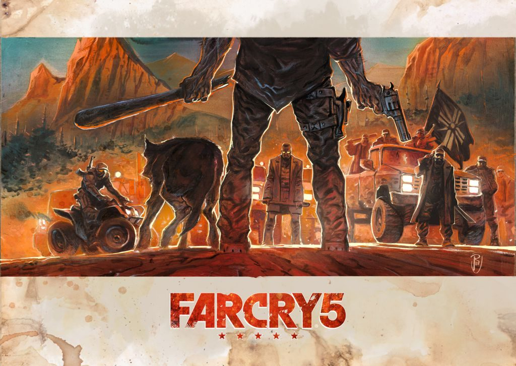 FAR_CRY_5_Geek-ARt_RONAN_TOULHOAT_1521108672_1024x726-1024x726 Far Cry 5 - L'univers du jeu vu par 10 artiste de Geek-Art