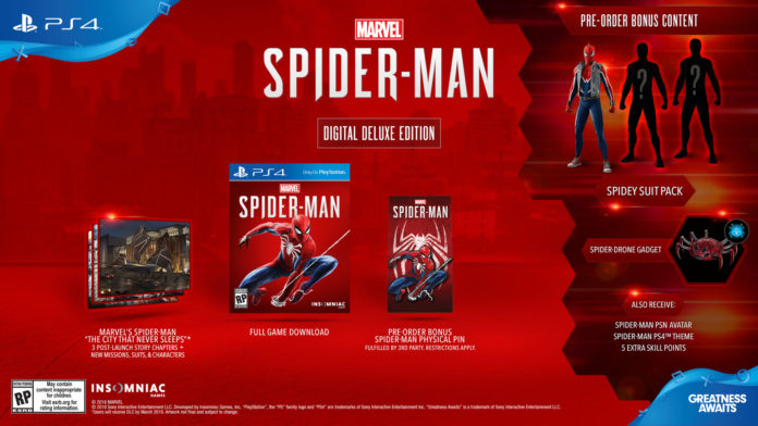 26346382397_024c6c0645_k-696x392 Marvel's Spider-man - Les éditions spéciales