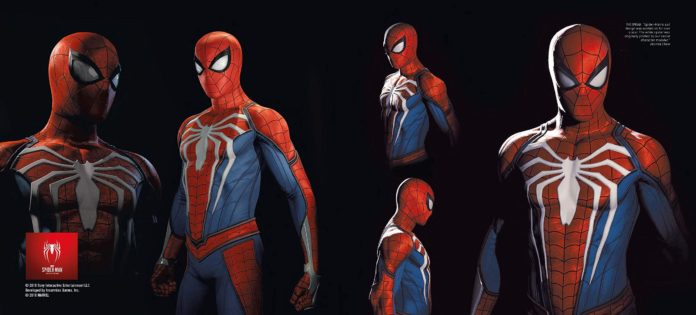 artbook-marvel-spider-man-ps4-page-2-696x315 Un peu de lecture avant la sortie de SpiderMan sur PS4