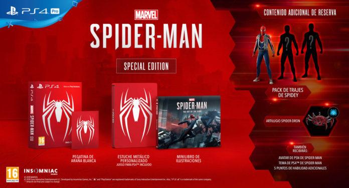 spider-man-édition-spécial-696x375 Marvel's Spider-man - Les éditions spéciales