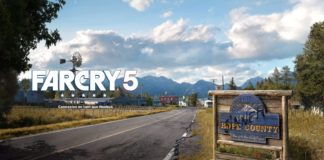Far Cry 5 Accueil