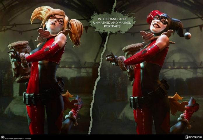 dc-comics-harley-quinn-premium-format-figure-sideshow-300474-02-696x479 Figurine – DC Comics Harley Quinn Premium Format