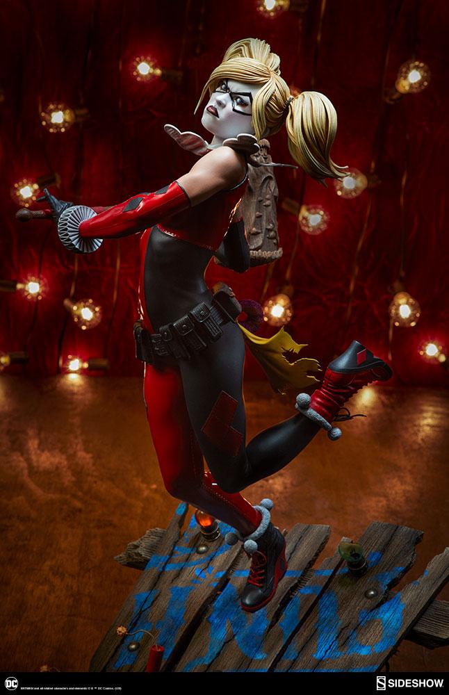 dc-comics-harley-quinn-premium-format-figure-sideshow-300474-03 Figurine – DC Comics Harley Quinn Premium Format