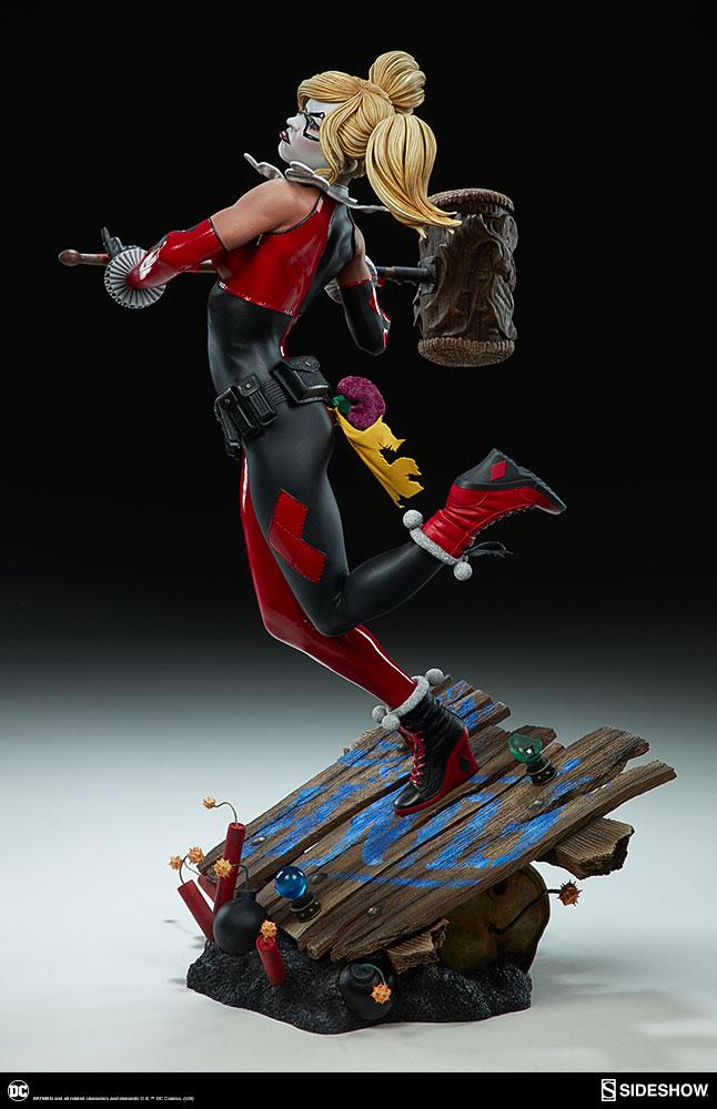 dc-comics-harley-quinn-premium-format-figure-sideshow-300474-08 Figurine – DC Comics Harley Quinn Premium Format