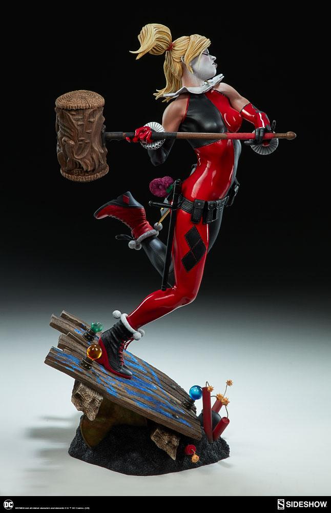 dc-comics-harley-quinn-premium-format-figure-sideshow-300474-10 Figurine – DC Comics Harley Quinn Premium Format