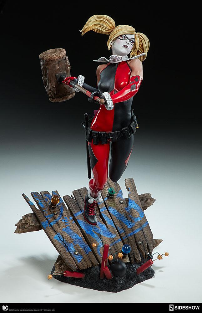 dc-comics-harley-quinn-premium-format-figure-sideshow-300474-12 Figurine – DC Comics Harley Quinn Premium Format