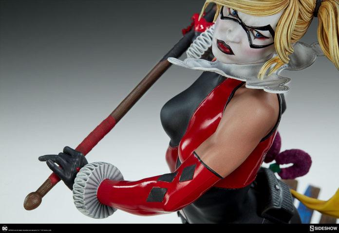 dc-comics-harley-quinn-premium-format-figure-sideshow-300474-13-696x479 Figurine – DC Comics Harley Quinn Premium Format