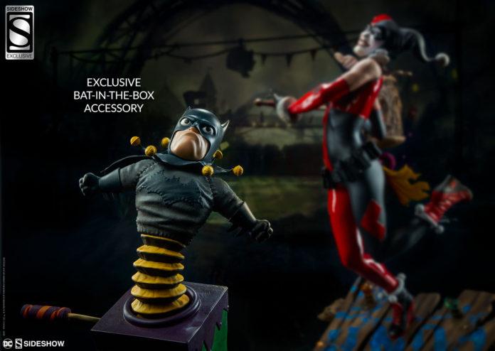 dc-comics-harley-quinn-premium-format-figure-sideshow-3004741-01-696x494 Figurine – DC Comics Harley Quinn Premium Format