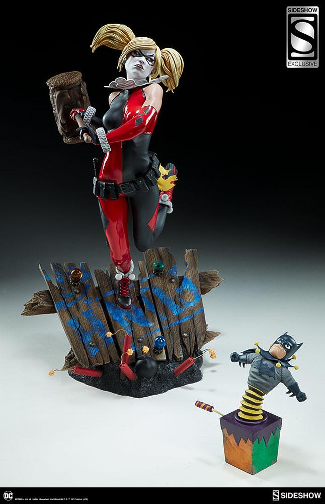 dc-comics-harley-quinn-premium-format-figure-sideshow-3004741-04 Figurine – DC Comics Harley Quinn Premium Format