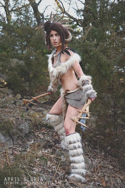 forsworn-cosplay-04 Cosplay - Skyrim - Forsworn #152