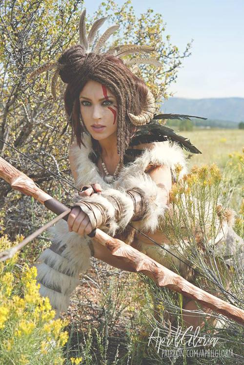 forsworn-cosplay-05 Cosplay - Skyrim - Forsworn #152