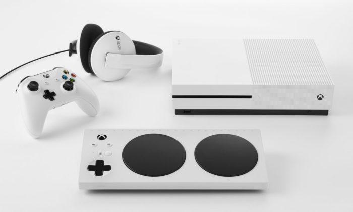 xbox-one-controller-handicap2-700x420 Microsoft propose une manette spéciale pour les PMR
