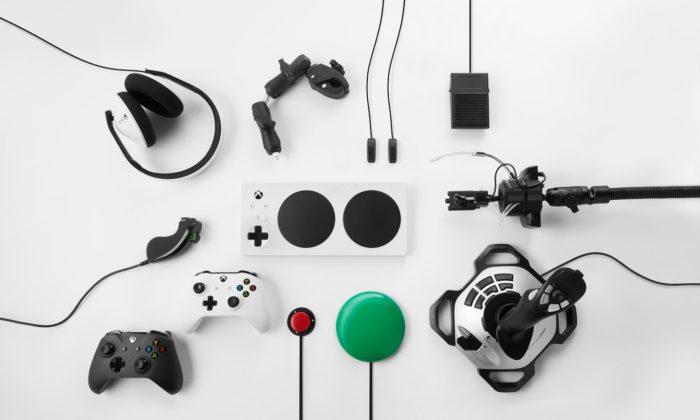 xbox-one-controller-handicap3-700x420 Microsoft propose une manette spéciale pour les PMR