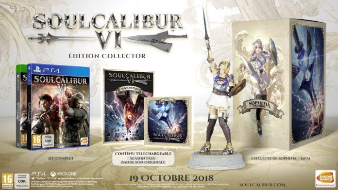 collector-soulcalibur-VI-960x540-696x392 SoulCalibur 6 - Les éditions spéciales et collector