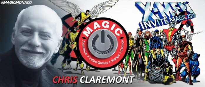 Chris-Clarememont-magic-2019-696x298 Magic 2019 - La Liste des invités!