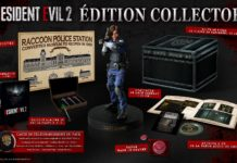 Collector Resident Evil 2 remake