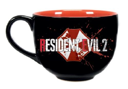 mug_resident_evil Resident Evil 2 - Les éditions Collector