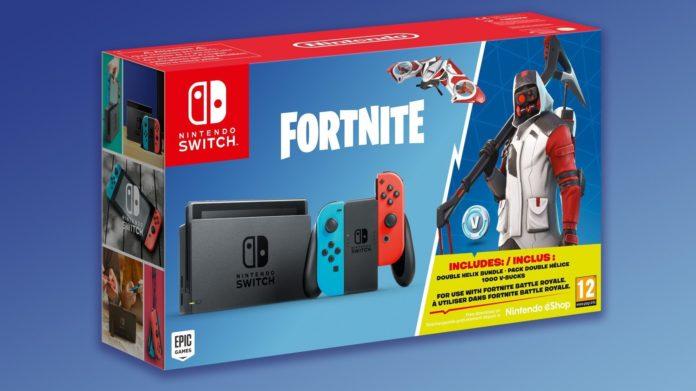 Fortnite-Switch-696x391 Un pack Fornite avec la Switch