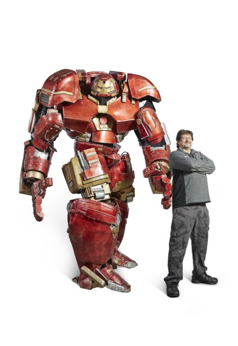 GWR-Le-plus-grand-cosplay-mobile-de-super-héros-©-Kevin-Scott-RamosGuinness-World-Records_480x696 Découvrez quelques records du GUINNESS WORLD RECORDS® Gaming Edition 2019