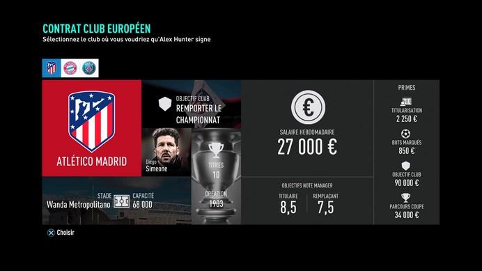 FIFA-19-LAventure-dans-les-menus_1 Mon avis sur FIFA 19 - On ne change pas une formule qui gagne ?