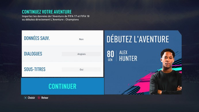 FIFA-19-LAventure-dans-les-menus_5 Mon avis sur FIFA 19 - On ne change pas une formule qui gagne ?