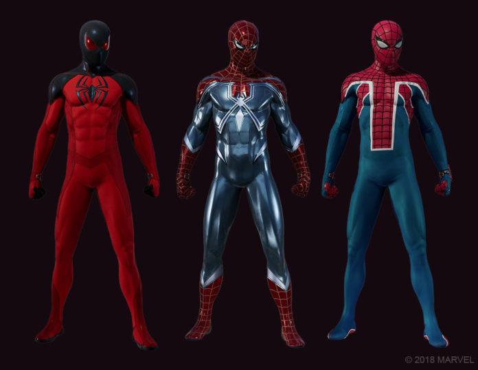 Marvels-Spider-Man-The-Heist-Suits-696x538 The Heist - Trois Costumes pour un DLC - Spider-man