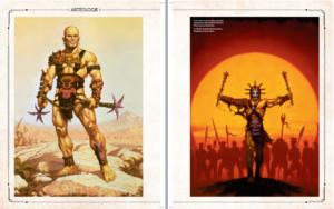 arteologie-300x188 Présentation de l'artbook Art et Arcanes (Donjons et Dragons)
