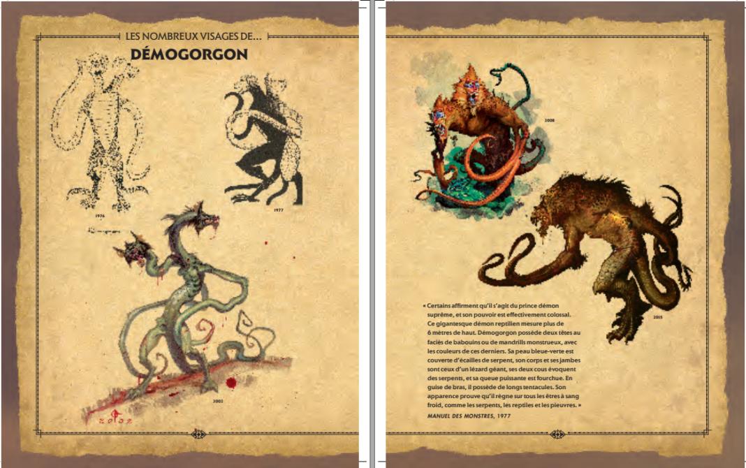 demongorgon-1068x670 Présentation de l'artbook Art et Arcanes (Donjons et Dragons)