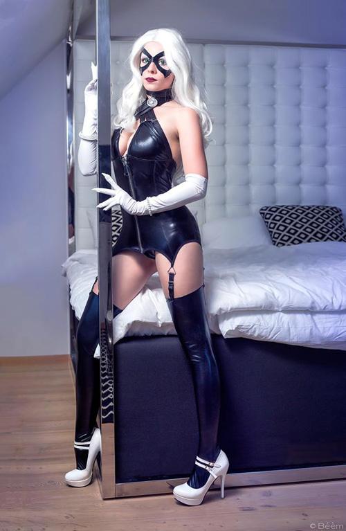 black-cat-boudoir-cosplay-03 Cosplay - DC Comics - Black Cat #160