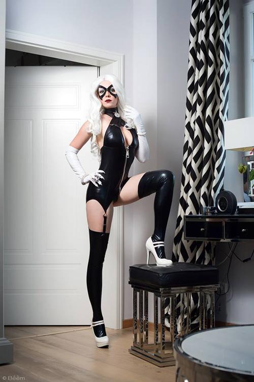 black-cat-boudoir-cosplay-05 Cosplay - DC Comics - Black Cat #160