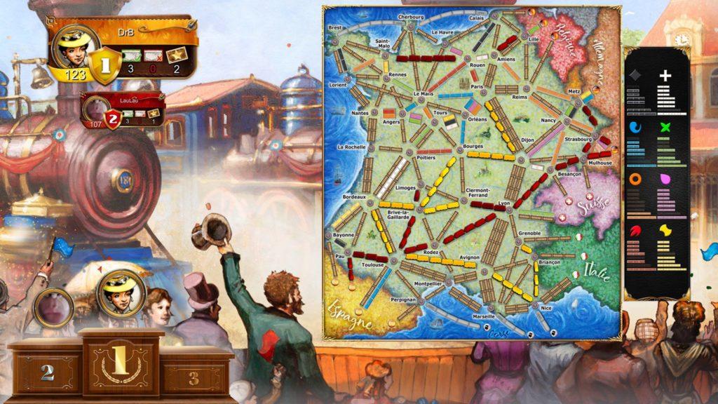 46291380_2203288919681804_437792098154971136_o-1024x576 Ticket To Ride - PlayLink - L'avenir du jeu de société ?