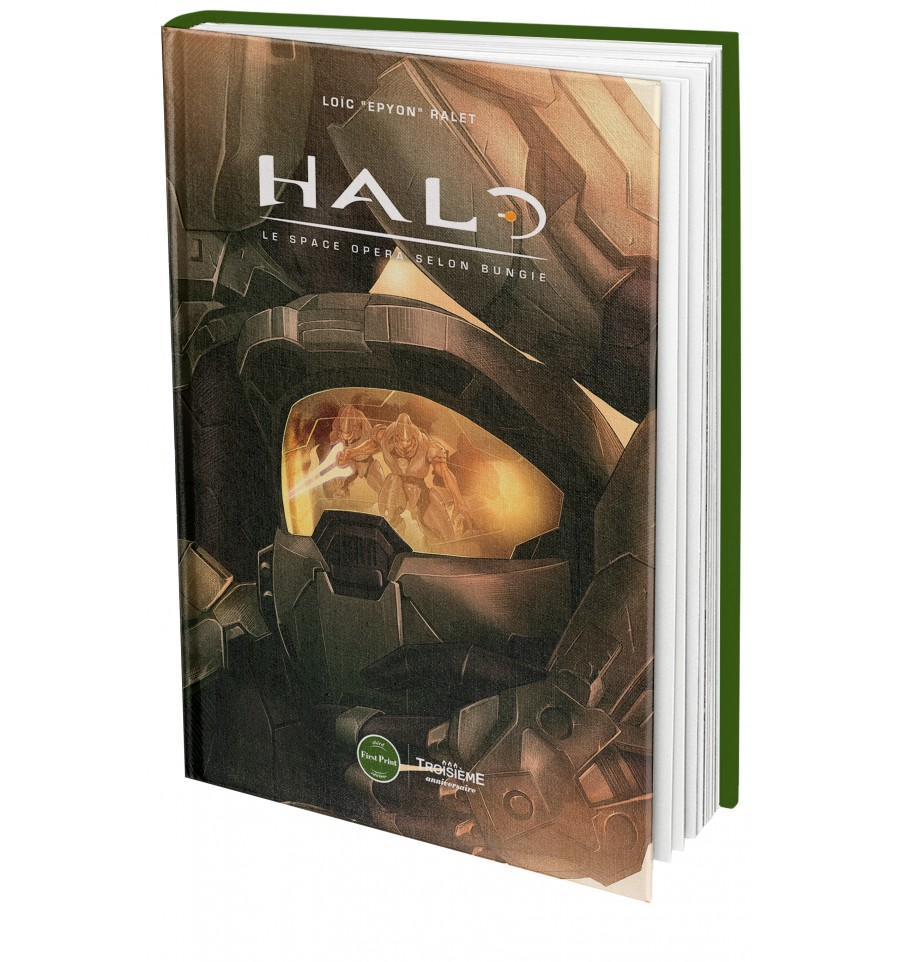 halo-le-space-opera-selon-bungie-first-print Third Editions - Le programme de décembre